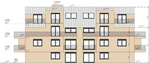 ERSTBEZUG - 2 Zimmer Wohnung in Ruhelage!