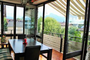 VERMIETET!! Neuwertige Wohnung mit tollen Panorama