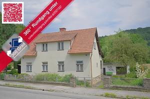RESERVIERT! Doppelhaushälfte mit guter Infrastruktur - Grimmenstein