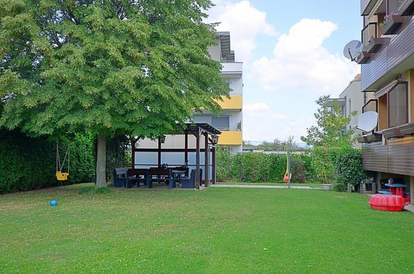 AUSSENANSICHTEN - Garten