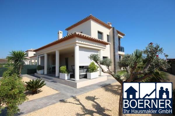 Bei Denia - Sehr schöne und moderne Villa in Els Poblets, strandnah, ideal fü...