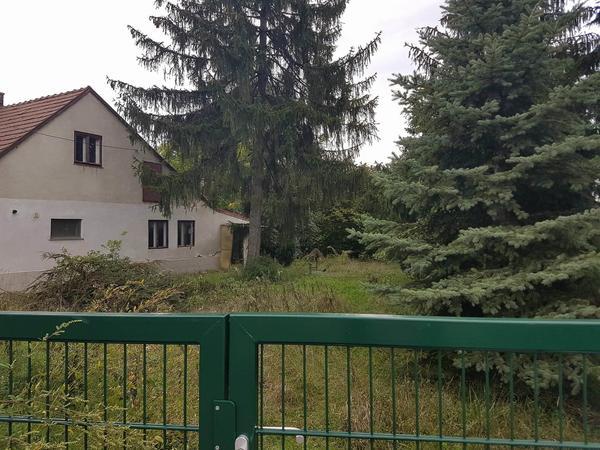 NEUER PREIS! TOP Grundstück mit Baugenehmigung für ein Doppelhaus