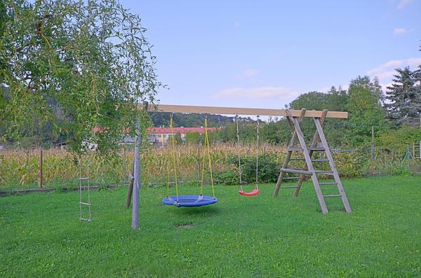 INNENANSICHTEN - Garten