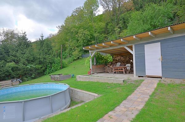 AUSSENANSICHTEN - Garten mit Pool