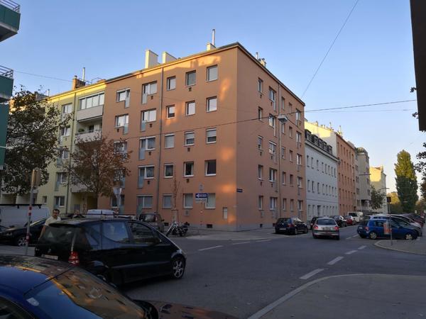 Kaisermühlen! - 1 Zimmer Wohnung in TOP Lage!