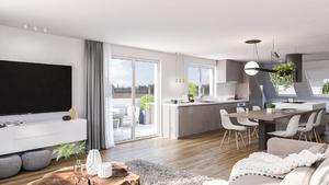 Exlusives Neubauprojekt in Mödling - Familienwohnung mit Balkon-Provisionsfrei!