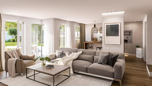Exlusives Neubauprojekt in Mödling - ruhige Gartenwohnung - Provisionsfrei!