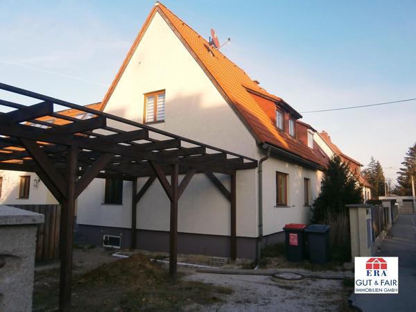 TITELBILD - Doppel-Haushälfte Leobersdorf ca. 185m² + ca. 708m² Grund