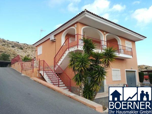 Gepflegte Villa in Valle del Sol mit schönem Panoramablick