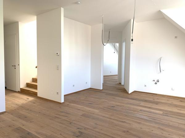 ERSTBEZUG! Moderne Dachgeschoßwohnung mit 2 Terrassen