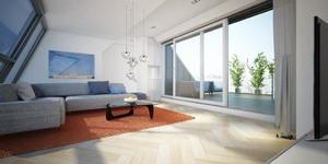 DG Maisonette - 3 Zimmer - Dachgeschossterrasse - Hochwertige Ausstattung