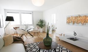 Neubau sanierte 3-Zimmer Wohnung mit Weitblick in 6. Liftstock