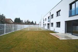 Doppelhaushälfte - 7 Häuser mit Eigengarten in Strasshof