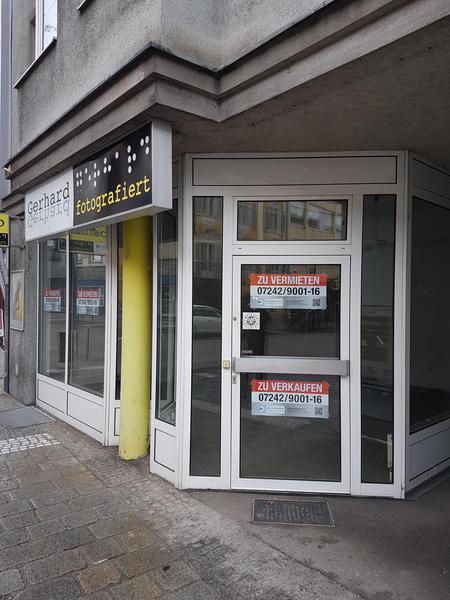 TITELBILD - Geschäft/Lokal/Praxis KJ Wels