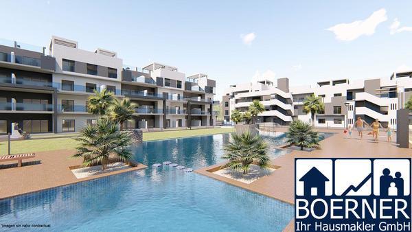 Moderne 3-Zimmer-Penthouse-Wohnungen in abgeschlossener Anlage mit Gemeinscha...