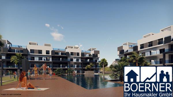 Moderne 4-Zimmer-Penthouse-Wohnungen in abgeschlossener Anlage mit Gemeinscha...