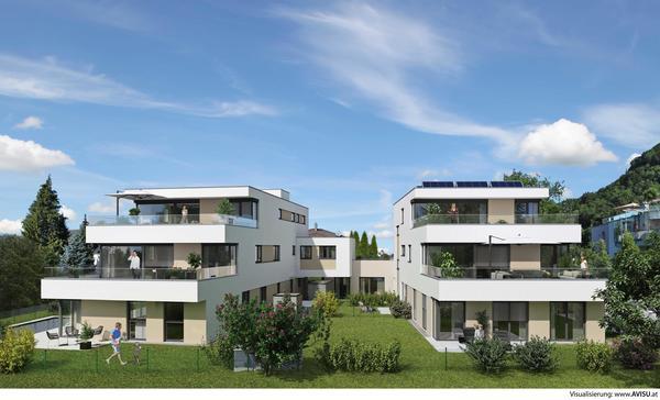 Verkauft - Exklusive 4-ZI-SÜD-GARTEN-WOHNUNG in Parsch!