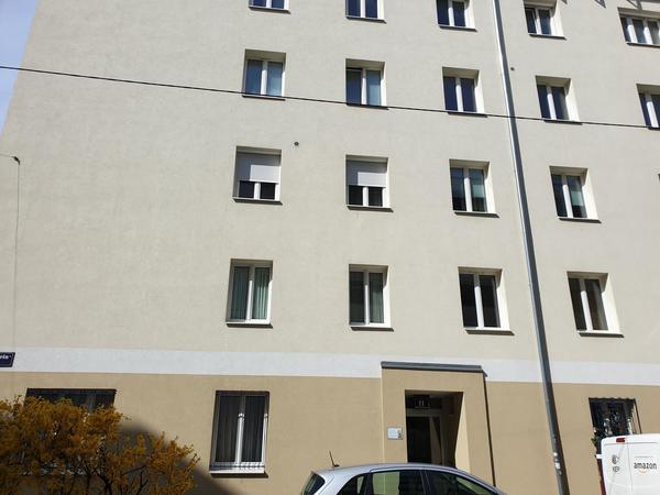 Ottakring - 2 Zimmer Wohnung in Erdgeschoss