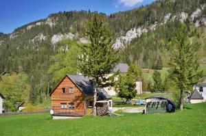 Naturfreundetraum im Gebirge