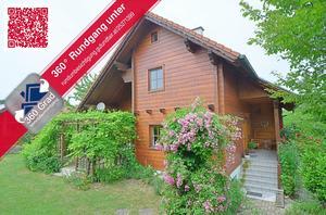 VERKAUFT! Wunderschönes Blockhaus in Urschendorf