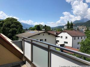 Zentrumsnahe Zwei-Zimmer-Dachgeschoßwohnung