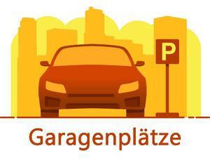 freie Garagen- und Abstellplätze