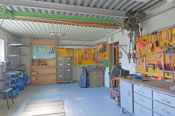 INNENANSICHTEN - Werkstatt