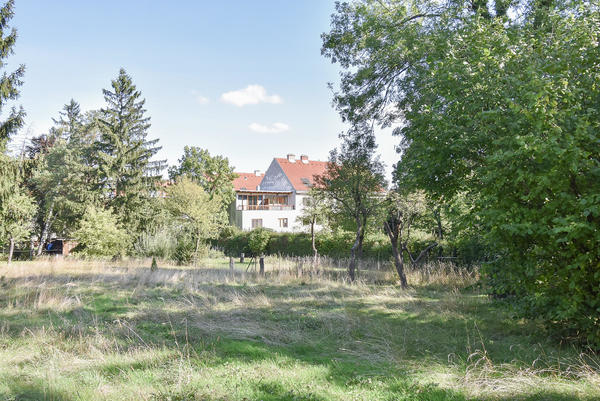 Baugrund für Einfamilienhaus mit riesigem Garten!