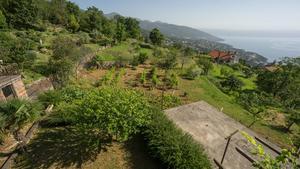 K1252  Anwesen oberhalb Lovran mit einmaligen Panorma und Meerblick