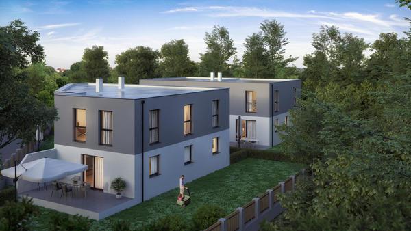 PROVISIONSFREI! 5 Zimmer Doppelhaushälfte in Grünruhelage - Gänserndorf Süd