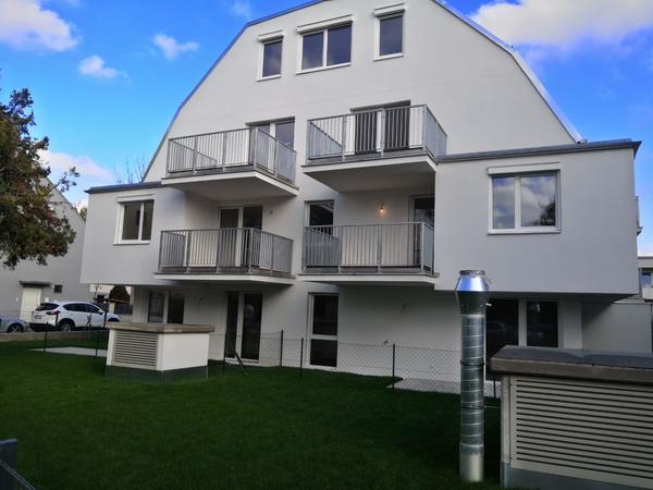PROVISIONSFREI! 2-Zimmer Neubaugartenwohnung in Top Lage auf EIGENGRUNDSTÜCK