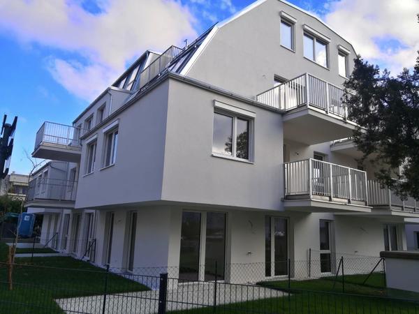 PROVISIONSFREI! 3-Zimmer Neubauwohnung in TOP Lage auf EIGENGRUNDSTÜCK