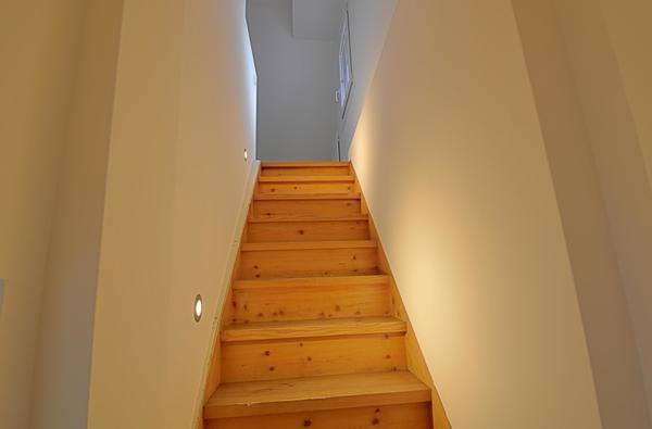 INNENANSICHTEN - Stiegenaufgang