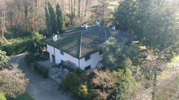 Villa zwischen Meer und Wein in Friaul/Italien