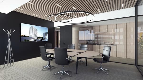 PRESTIGE OFFICE BUILDING BRATISLAVA