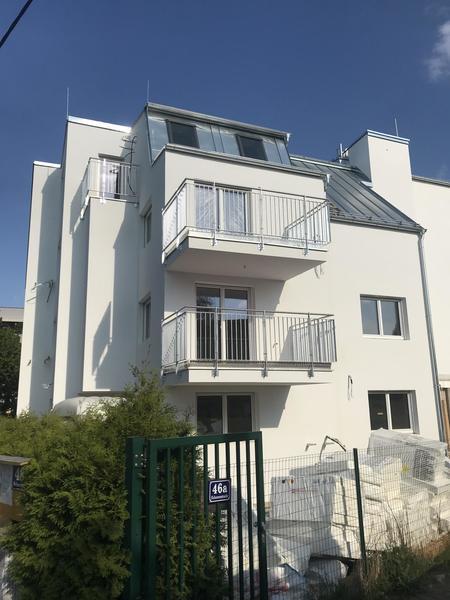ERSTBEZUG! - Sonnige 1-Zimmer Neubauwohnung in TOP Lage auf Eigengrund!