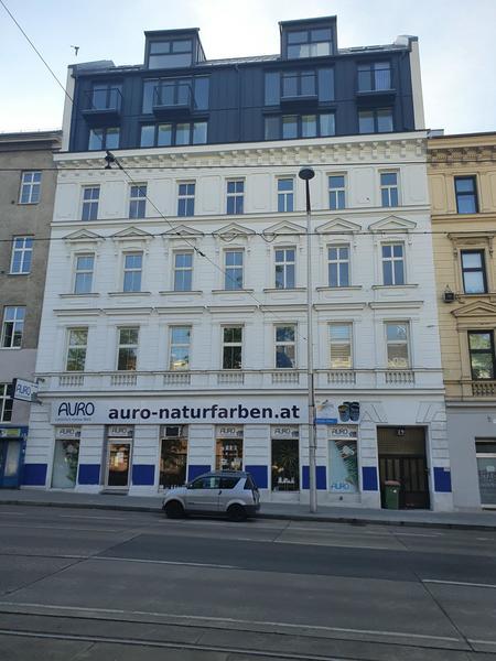 U6 Währinger Straße! - SCHLÜSSELFERTIG - Sonnige 4-Zimmer DG-Maisonette
