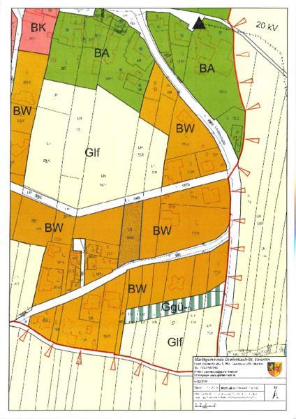 ANGEBOTANHANG - Flächenwidmungsplan
