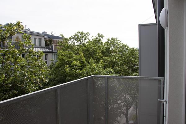 INNENANSICHTEN - Balkon