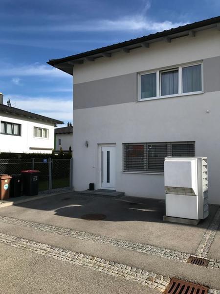 TITELBILD - Doppelhaushälfte mit Luftwärmepumpe Gunskirchen