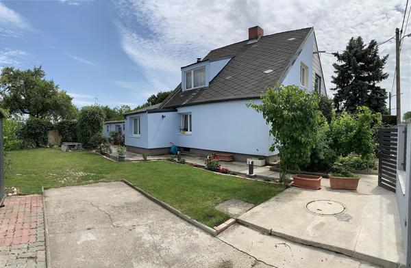 TOP Einfamilienhaus in Ruhelage - Aspern!